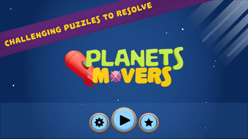 Planets Mover : Linky Dots