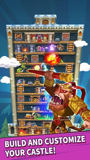 Monster Castle cheat screenshots 2
