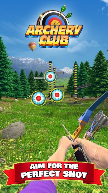 Archery Club: PvP Multiplayer Android App Screenshot