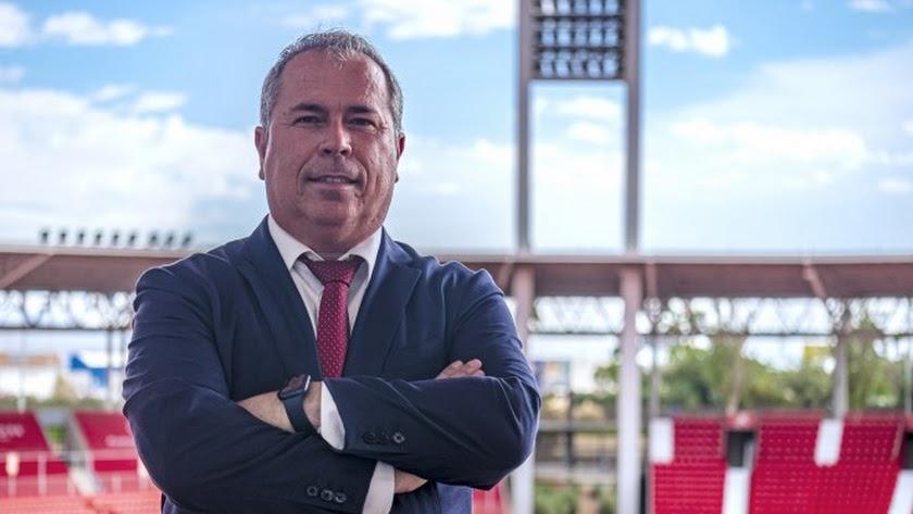 Antonio Jesús Cervantes asesorará al club en los actuales y futuros proyectos que va a emprender.