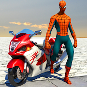 Game Spider Hero Pizza Delivery APK for Windows Phone