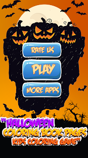 Download Free Halloween Coloring Book PagesKids Game For PC On Windows And Mac