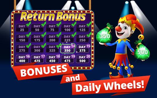 Slingo Arcade: Bingo Slots Game modavailable screenshots 15