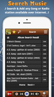Punjabi Radio - Punjabi Songs- screenshot thumbnail