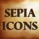 Sepia Theme Pack Multilauncher