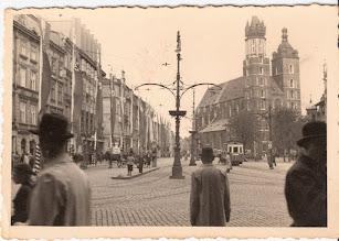 Photo: 10-27-40 Photo of Krakow