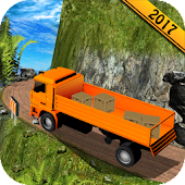 Lorry Truck Transport 3D