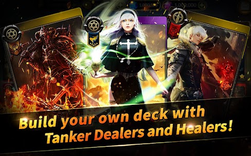 MonsterCry Eternal – Card Battle RPG Mod Apk Download For Android 2