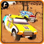 ?Desert Rally OffRoad 4x4? Icon