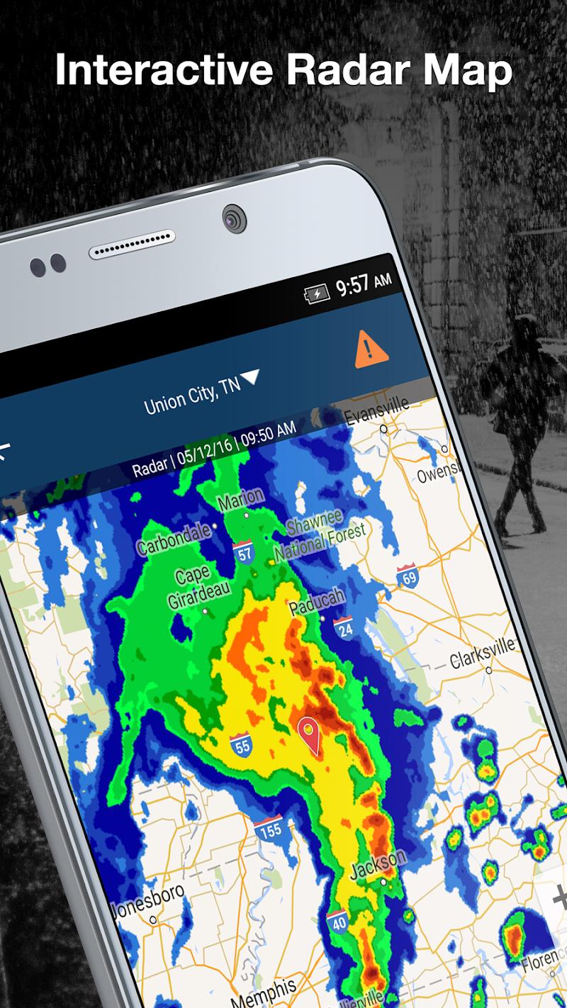 Weather by WeatherBug Screenshot 2