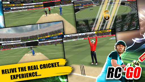 Real Cricket™ GO  captures d'écran 2