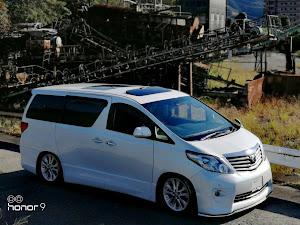 アルファード ANH20W のカスタム事例画像 あっとと(熊本)さんの2020年11月26日22:30の投稿