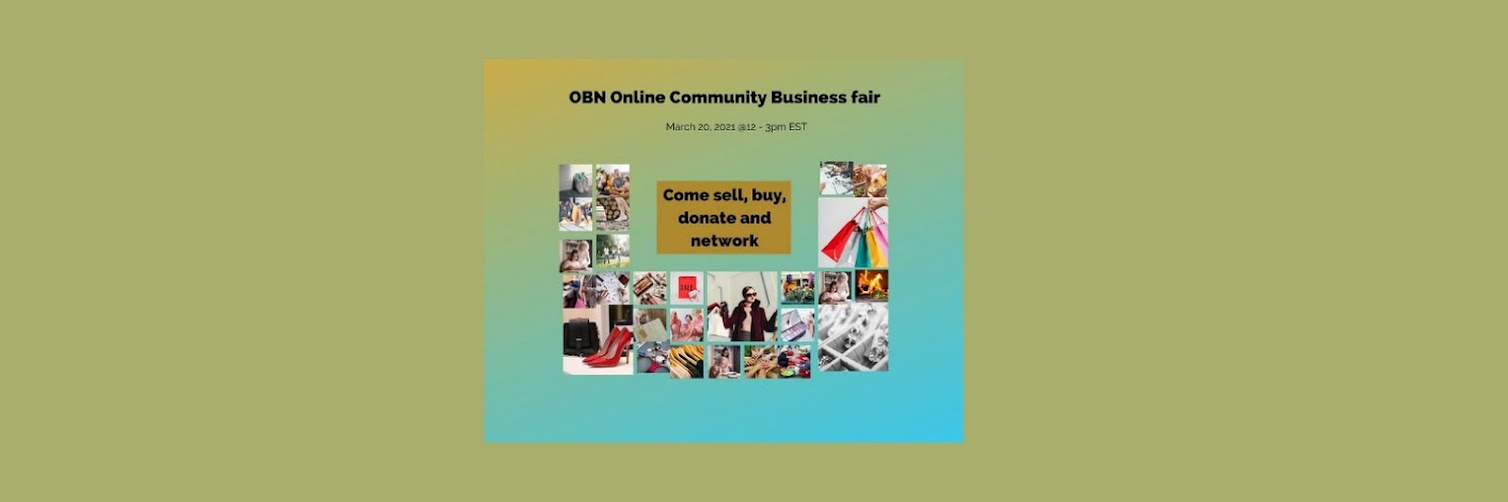 OBN Online Community Business Fair