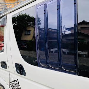 ハイエースバン TRH200V S-GL H20のカスタム事例画像 たぐやん@黒バンパー愛好会さんの2020年06月26日12:02の投稿