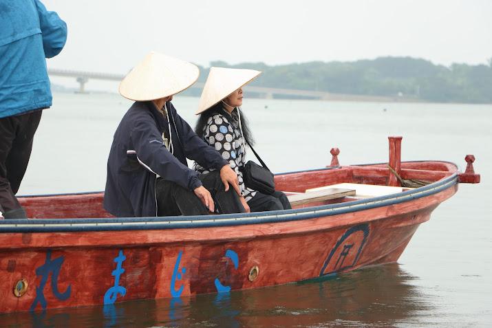 小島伝馬船