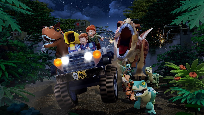 Watch LEGO Jurassic World: The Secret Exhibit live