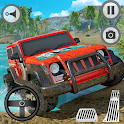 Offroad 4X4 Jeep Hill Climbing - New Car Games icon