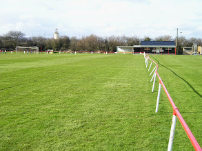 Photo: 25/04/06 - Ground photo taken at Chirk AAA FC (Welsh National League) - contributed by David Norcliffe