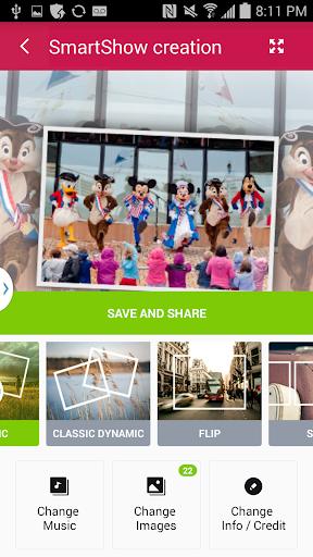 Sharalike - Instant Slideshow 0.1.6 screenshots 2