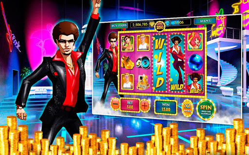 Disco Fever Vegas Slot Machine