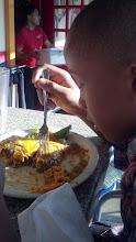 "Photo: Jihad attacks the ""Big As Yo Face"" burrito"