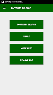 Extra Torrents Search Engine - náhled