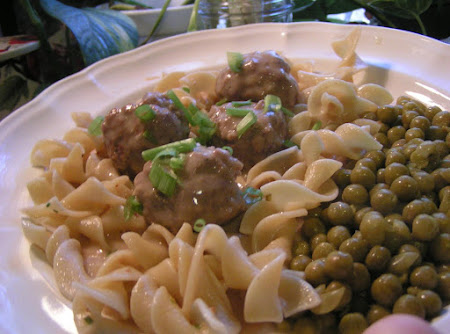 Swedish Meatballs - Dee Dee's Recipe