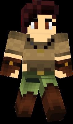Builder Girl Nova Skin