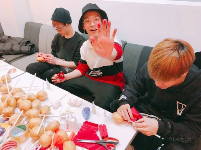 nflying making potato