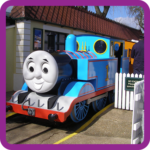 Thomas The Train Puzzle