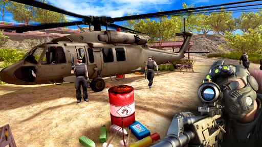 Sniper Shooter 3D: Best Shooting Game - FPS screenshots 7