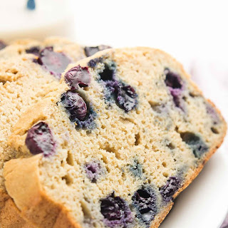 The Ultimate Healthy Blueberry Pound Cake Recipe