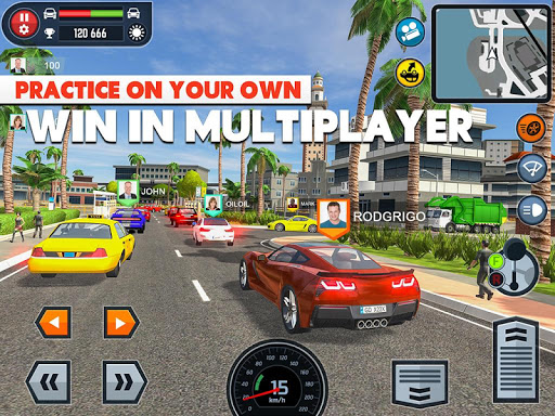 Car Driving School Simulator  screenshots 9