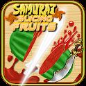 Samurai Slicing Fruits icon