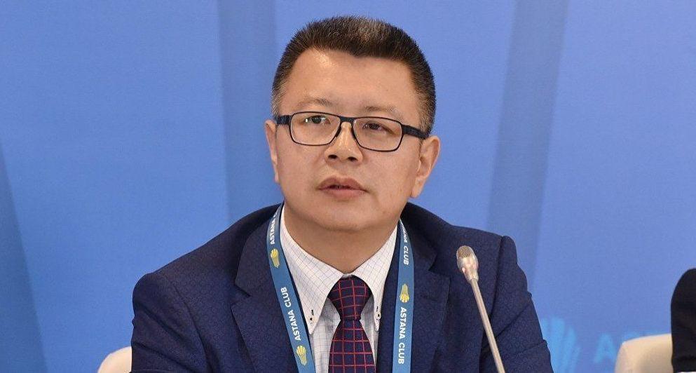 Профессор Центра международных отношений и общественных дел Шанхайского университета международных исследований (SISU) Ян Чэн