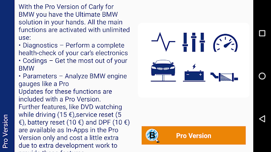 Carly for BMW Lite- screenshot thumbnail