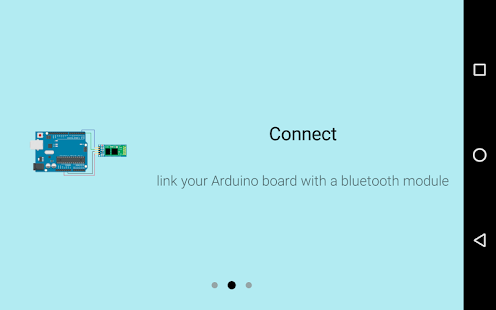 Arduino bluetooth controller- screenshot thumbnail