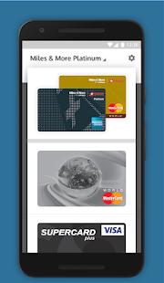 Swisscard - náhled