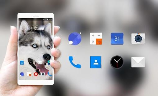 Theme for Motorola EX226 Husky Wallpaper - náhled