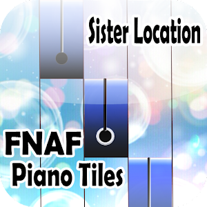 Sister Location Freddy Piano tiles