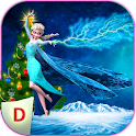 War on frozen land icon