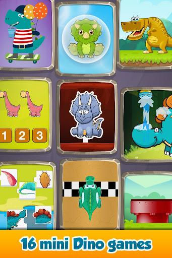 Dinosaur games - Kids game android2mod screenshots 17