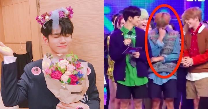 NCT's Haechan Reaction To Ong Seongwoo Proves Idols Are Just As
