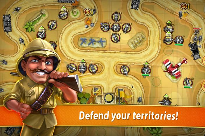 Toy Defense - TD Strategy- screenshot
