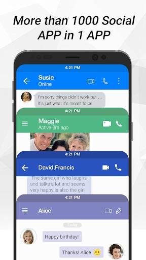 Messenger 1.2.7 screenshots 1