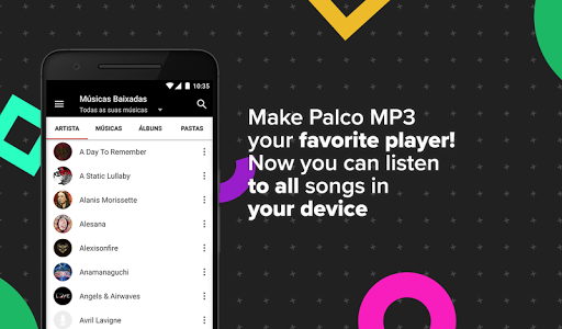 Palco MP3 screenshot 3