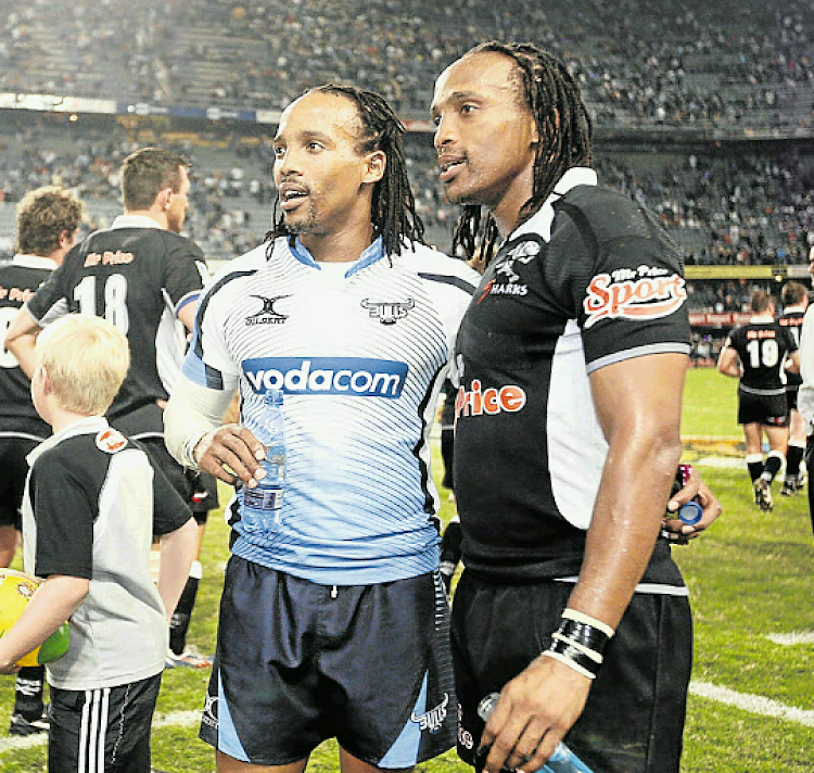 East London legend's Akona and Odwa Ndungane