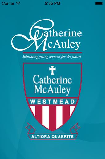 Catherine McAuley Westmead