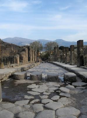 Abbey Road nell'antica Pompei di PGiannelli96