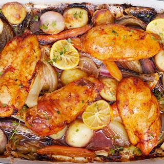 Pan-Roasted Paprika Chicken